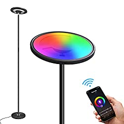 Best Smart Floor Lamp Works With Alexa | Review and Buyer's Guide 4