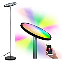 Best Smart Floor Lamp Works With Alexa | Review and Buyer's Guide 8