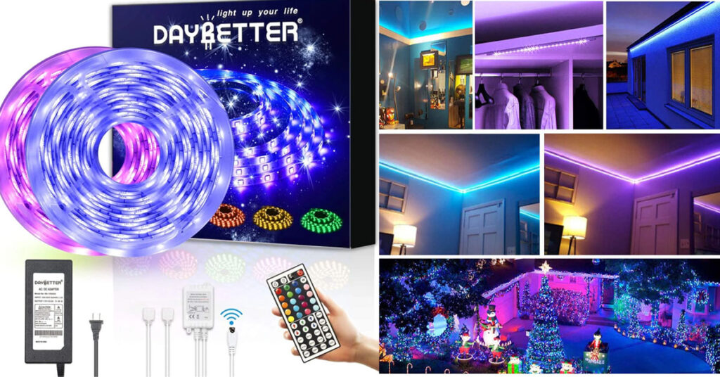 DayBetter LED Lights Feature Image