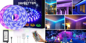 DayBetter LED Lights | Complete Review, Instructions and Buyer's Guide 2020