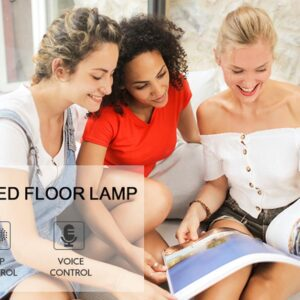 Top 10 Best Smart Floor Lamp Works With Alexa   Review and Buyer's Guide