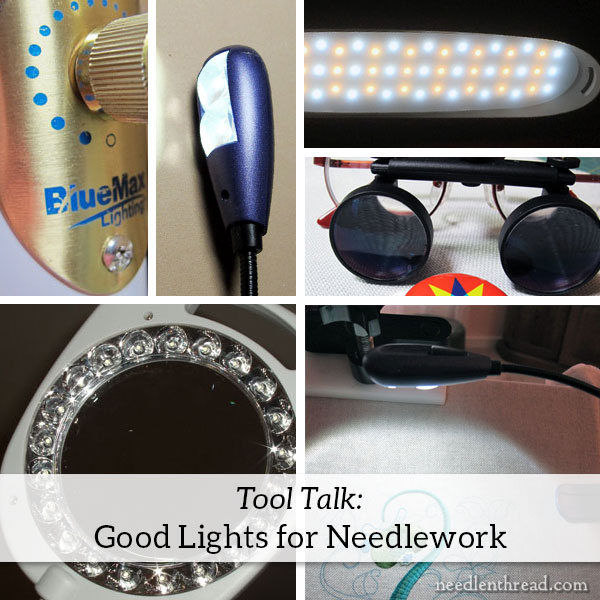 Good Lighting for Needlework - Your Eyes Deserve It! 8